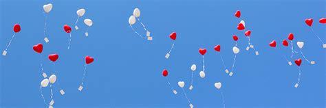 lufballons zur hochzeit steigen lassen tipps im ratgeber