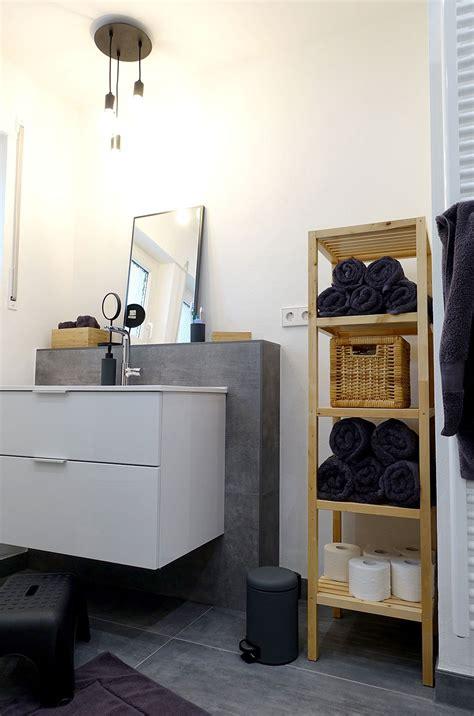 Badezimmer Spiegelschrank Trends by Unser Neues Badezimmer Fliesen In Betonoptik