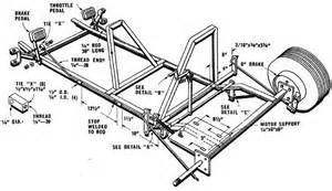 spectacular a frame blueprints how to make a cart these plans show how to make a