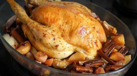 comment cuisiner le faisan comment cuire un chapon de 3 kg au four