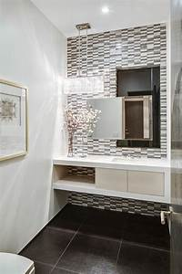 vanities-for-small-bathrooms-Powder-Room-Contemporary-with