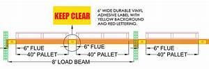 Flue Space Labels