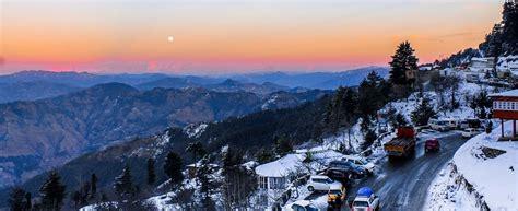 shimla manali october snow itinerary india chandigarh trip himachal dharamshala tour mid during days taxi kullu places visit views airport
