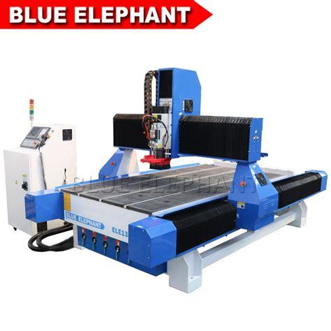 customized size  atc cnc wood cutting machine blue elephant cnc machinery