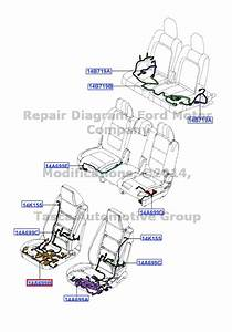 New Oem Rh Front 10 Way Power Seat Adjuster Wiring Harness