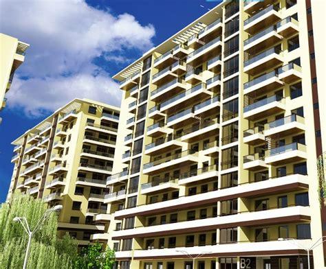 The residence has spacious common areas. Onix Residence | Blocuri noi in Bucuresti