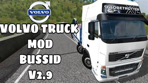 bussid vhavy volvo truck modindian volvo truck mod
