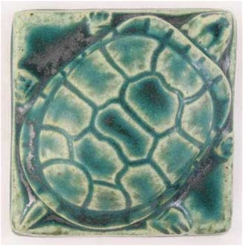 pewabic pottery tile made in detroit animals pinterest