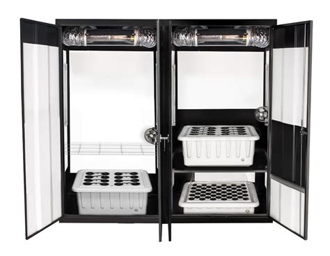grow cabinets for sale trinity 3 0 hps grow cabinet supercloset