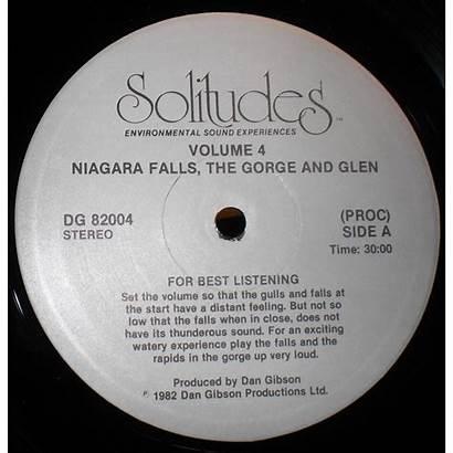 Peace Valley Solitudes Dan Gibson Album Music