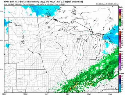 Monday Snow North Flakes Totals Stays Highest