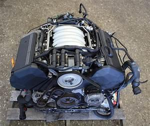 2 8 V6 Complete Engine Motor Assembly 30v Atq 00