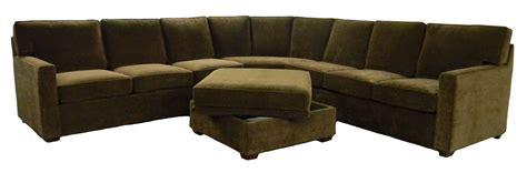 custom sectional sofa customizable sectional sofa white grain leather