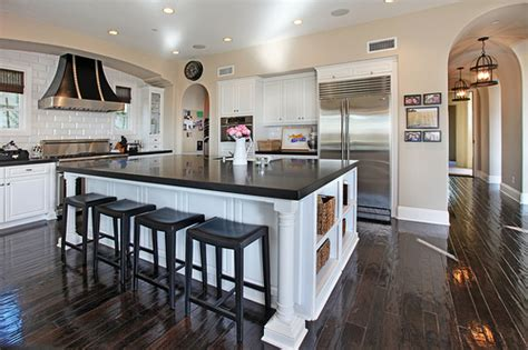 Best Flooring For Kitchen Remodel by Awesome Kitchens 226 Home And Garden Photo
