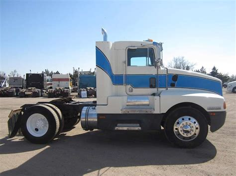 kenworth truck cab 1988 kenworth t600 day cab semi truck for sale 996 000