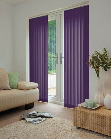 Blinds Purple by Cheapest Blinds Uk Ltd Purple Vertical Blinds