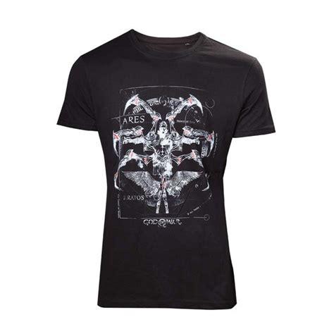 God Of War 6 T Shirt official god of war kratos vs ares t shirt buy