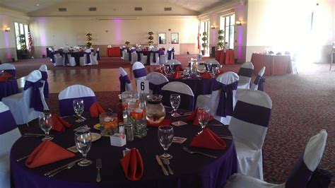 Great Setup At Tanner Hall In Winter Garden Florida