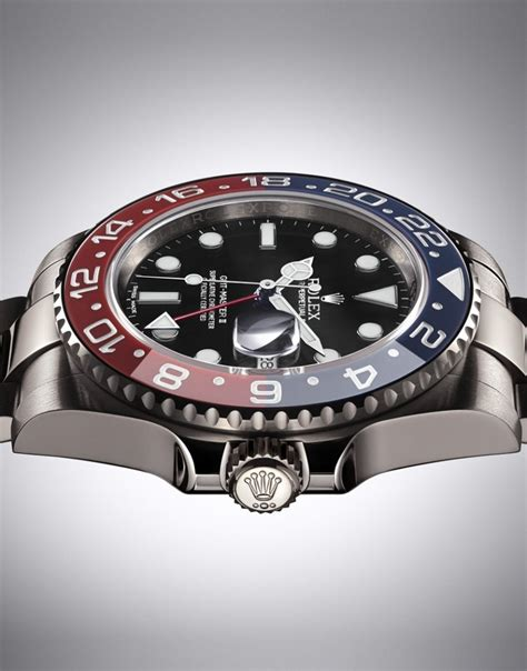 Baselworld 2014: Rolex GMT-Master II Watch In White Gold ...