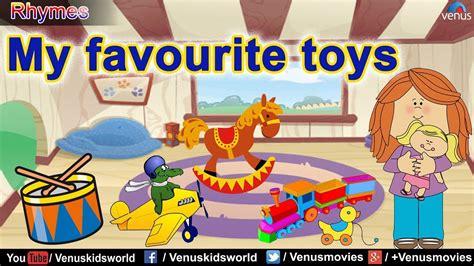 favorite toy english popular nursery rhymes  kids