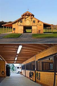 Important Factors Of Horse Barn Designs