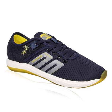All products from bugatti shoes list in india category are shipped worldwide with no additional fees. Seega Gold Battle Navy-Yellow Men Running Shoes | Online ...