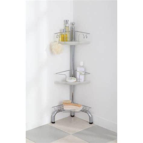 4334 adjustable shower caddy homezone 3 tier adjustable corner shower caddy chrome