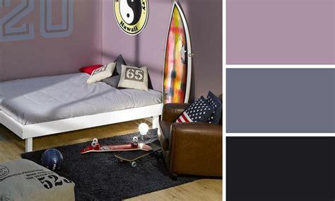 quelles couleurs accorder pour une chambre d ado tendance