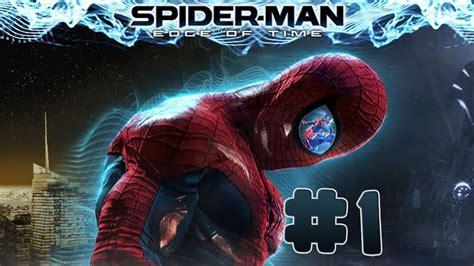 spider man edge  time walkthrough part   hd