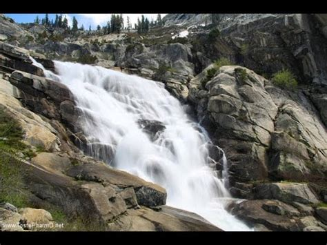 Sequoia National Park Tokopah Falls Youtube
