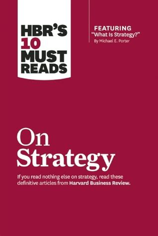 hbrs   reads  strategy  harvard business school
