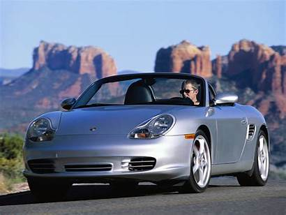 Boxster Porsche 986 2002 2005 Autoevolution 2004