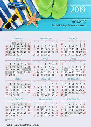 victoria school term school holidays public holidays
