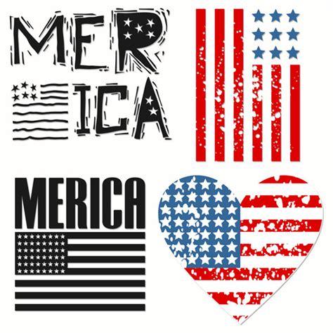 Silhouette Flag Svg American Flag Vector – 267+ Popular SVG File