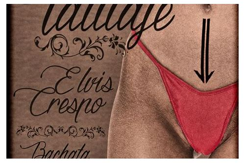 elvis crespo tatuaje download
