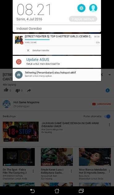 nonton video youtube gratis offline  kuota terbaru