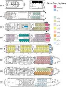 regent navigator deck plans