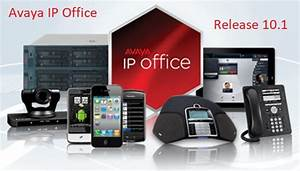 Avaya Release 10 1 For Ip Office