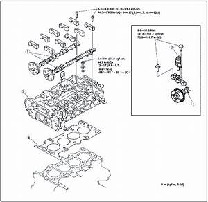 Mazda 3 0 V6 Engine Diagram Head Casket