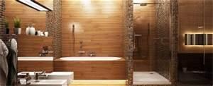 modele design de salle de bain du monde With salle de bain style nordique