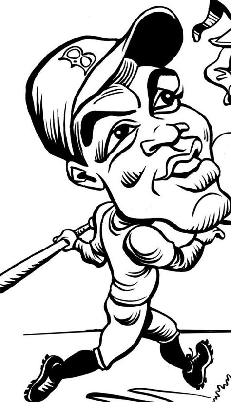 jackie robinson coloring page coloring home