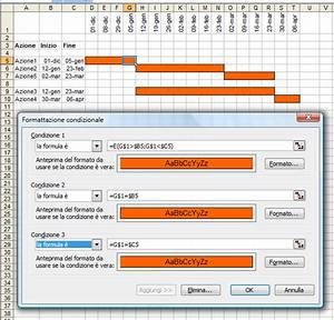 I Grafici Gantt In Excel  U2013 Office
