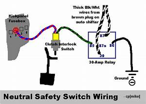 Auto To 5 Speed Swap Wiring Questions