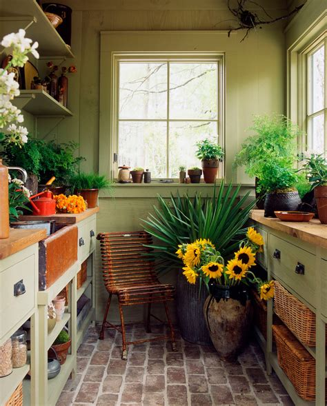 garden room interior decoration sunroom dreams on sunroom potting station and