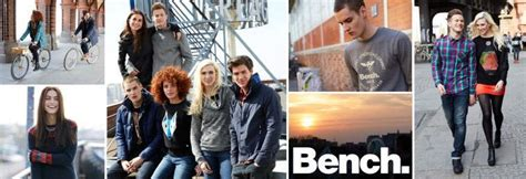 Save Up To % Off Bench Clothing For
