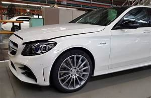 Real Life Shots Of Merc39s Facelifted C Class From East
