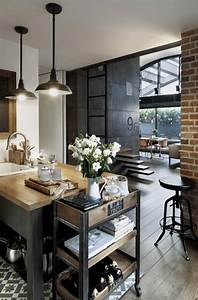 36, Best, Industrial, Home, Decor, Ideas, And, Designs, For, 2020