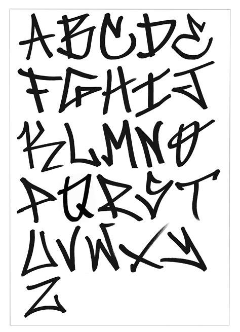Graffiti Tags Alphabet Alphabet Tags Graffiti