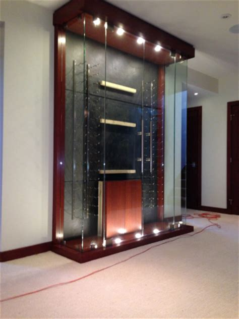 interior glass systems chinook glass screen