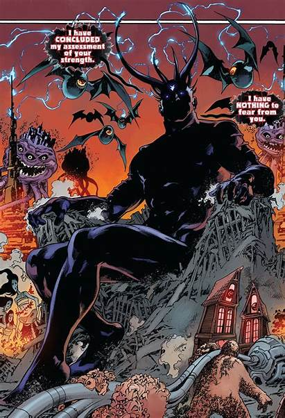 Dc Hand Empty Comics Marvel Oblivion Cosmic